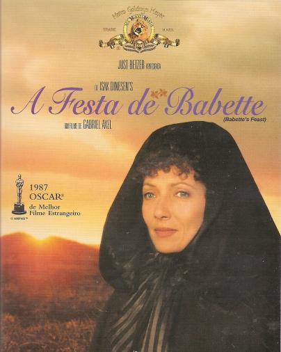 """Filme """"A Festa de Babette"""""""