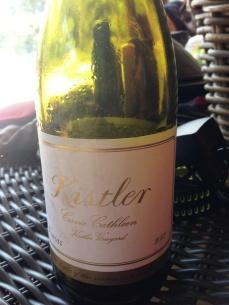 Kistler Cuvée Cathleen, de flechar o coração